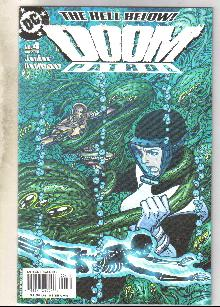 Doom Patrol #4 comic book mint 9.8