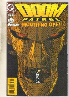 Doom Patrol #8 comic book mint 9.8