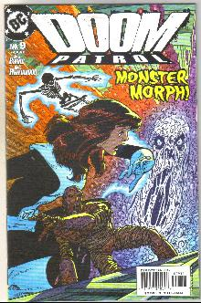 Doom Patrol #9 comic book mint 9.8