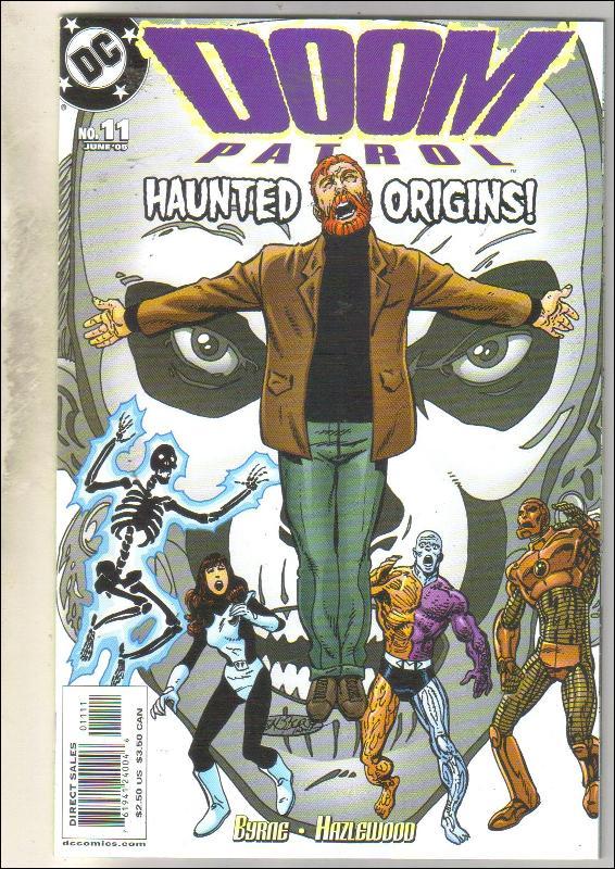 Doom Patrol #11 comic book mint 9.8