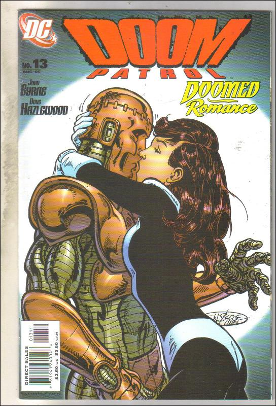 Doom Patrol #13 comic book mint 9.8