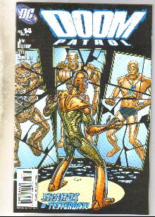 Doom Patrol #14 comic book mint 9.8