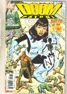 Doom Patrol #15 comic book mint 9.8