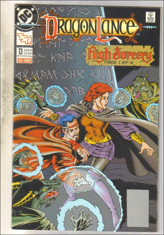 Dragonlance #13 TSR comic book mint 9.8