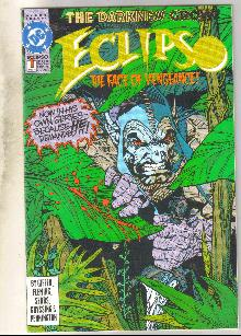 Eclipso #1 comic book near mint 9.4