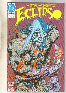 Eclipso #3 comic book near mint 9.4