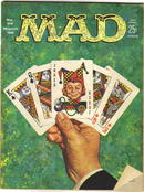 Mad Magazine #69 vg 4.0