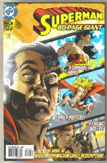 Eighty Page Giant #2 Superman comic book mint 9.8