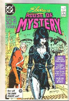 Elvira's House of Mystery #7 comic book near mint 9.4