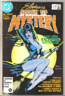Elvira's House of Mystery #11 comic book mint 9.8
