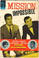 Mission Impossible #3 comic book fn 6.0