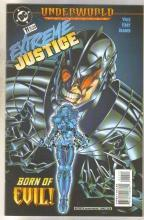 Extreme Justice #11 comic book near mint 9.4