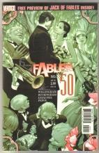 Fables #50 comic book mint 9.8