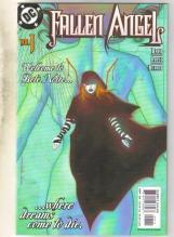 Fallen Angel #1 comic book near mint 9.4