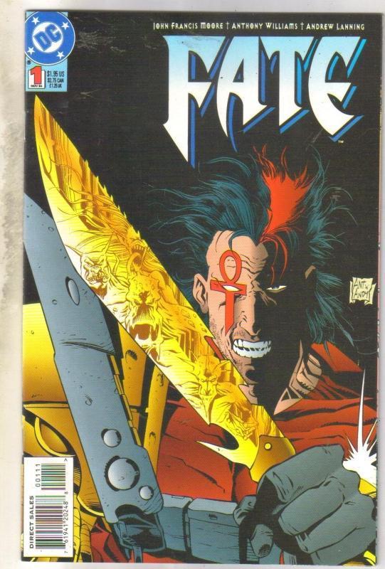 Fate #1 comic book near mint 9.4