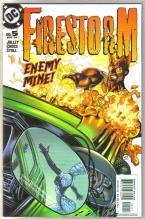Firestorm #5 comic book near mint 9.4