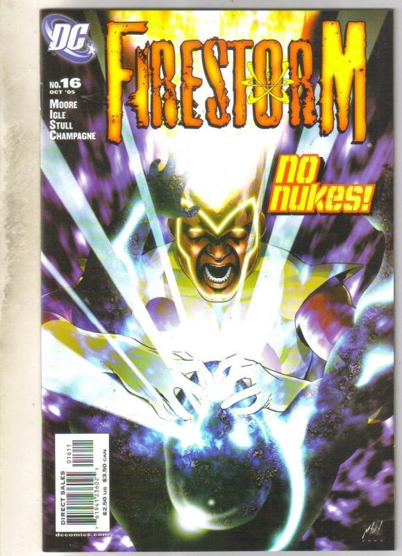 Firestorm #16 comic book mint 9.8