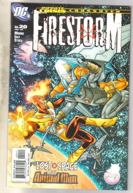 Firestorm #20 comic book mint 9.8