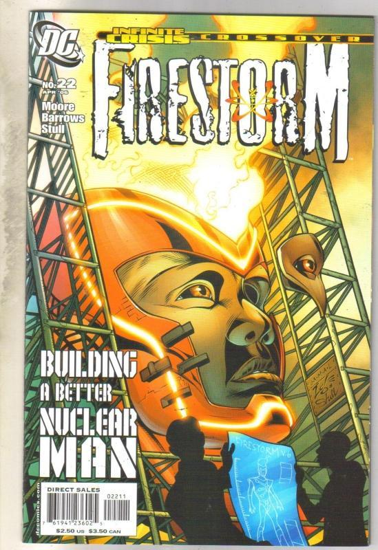 Firestorm #22 comic book mint 9.8