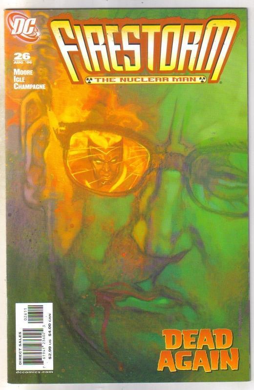 Firestorm #26 comic book mint 9.8