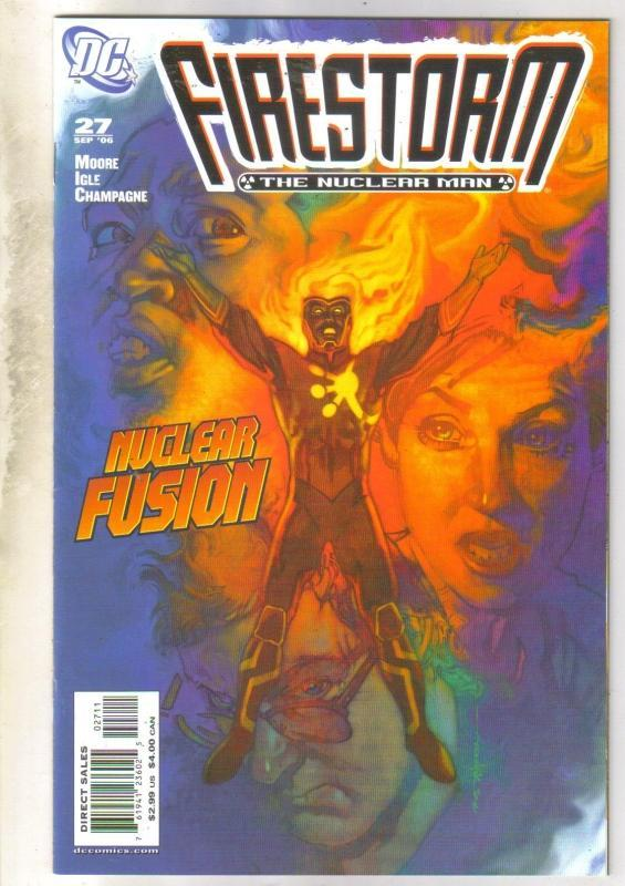 Firestorm #27 comic book mint 9.8