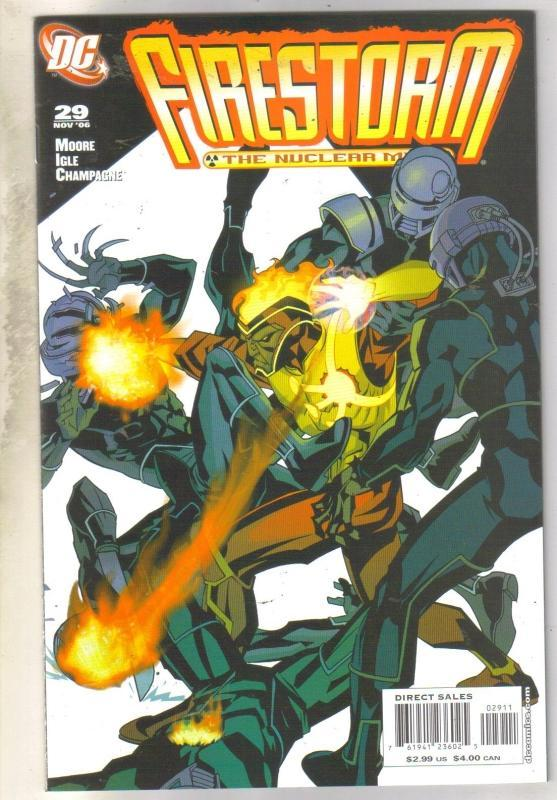 Firestorm #29 comic book mint 9.8