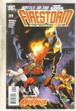 Firestorm #33 comic book mint 9.8