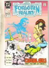 Forgotten Realms #21 (TSR) comic book near mint 9.4