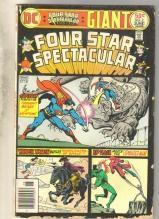 Four Star Spectacular #2 comic book very good 4.0