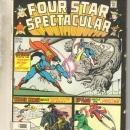 Four Star Spectacular #2 comic book very good 4.0