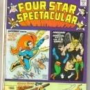 Four Star Spectacular #3 comic book good/very good 3.0