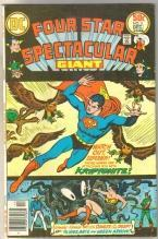 Four Star Spectacular #5 comic book very fine 8.0