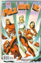 Majestic #14 comic book mint 9.8