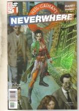 Neil Gaiman's Neverwhere #1 DC Vertigo comic book mint 9.8