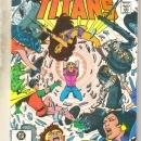 New Teen Titans #17 mint 9.8