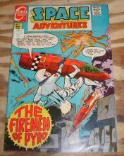 Space Adventures #7  comic book very good/fine 5.0