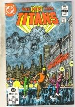 New Teen Titans #26 mint 9.8