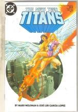 New Teen Titans #7 mint 9.8
