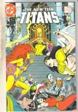 New Teen Titans #8 mint 9.8