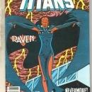 Tales of the Teen Titans #61 comic book very fine 8.0