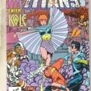 Tales of the Teen Titans #68 comic book near mint 9.4