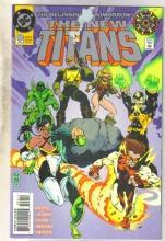 New Titans #0 comic book near mint 9.4