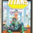 New Titans #19 comic book near mint 9.4