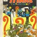 New Titans #40 comic book  mint 9.8