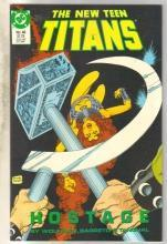 New Titans #48 comic book near mint 9.4