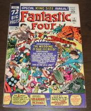 Fantastic Four Annual #3 (1965) comic book very fine/near mint 9.0