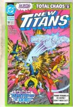 The New Titans #90 comic book near mint 9.4