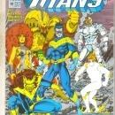 The New Titans #98 comic book near mint 9.4