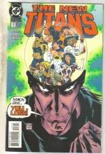 The New Titans #117 comic book mint 9.8