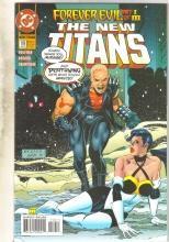 The New Titans #119 comic book mint 9.8